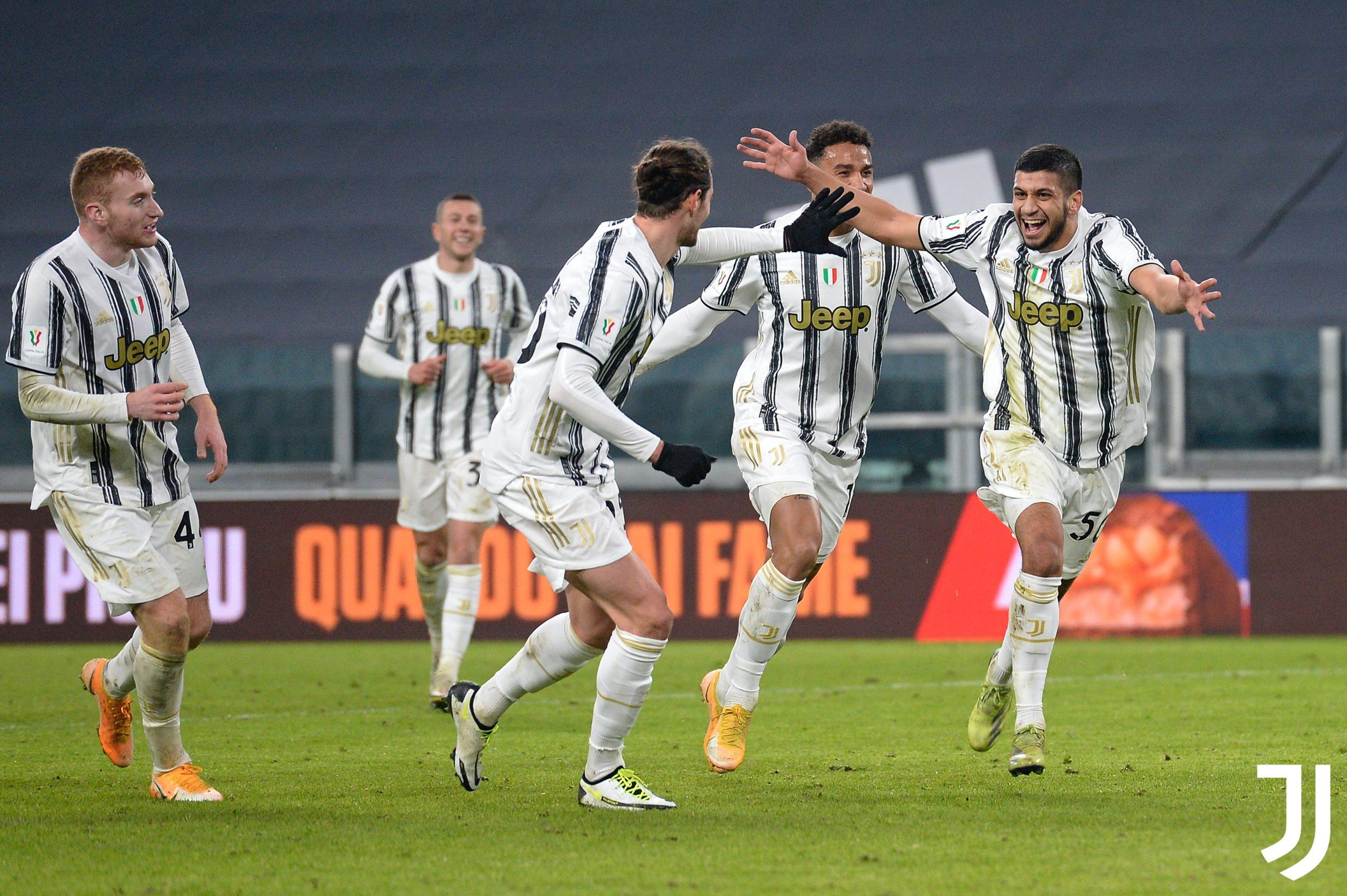 Juventus [PHOTO CREDIT: @juventusfcen]