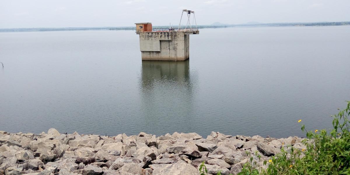 Ikere Gorge Dam in Iseyin. (PHOTO CREDIT: Gabriel Ogunjobi)