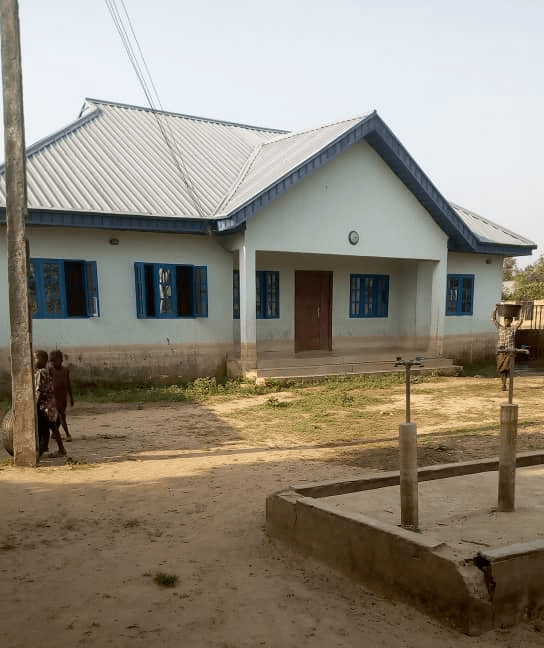 The Community's Primary Health Centre