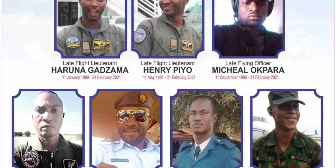 Air Force plane crash victims buried in Abuja | Premium Times Nigeria