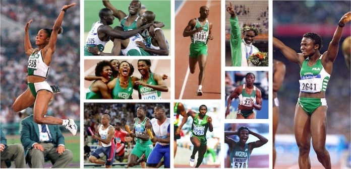 Nigeria's rich Olympic history