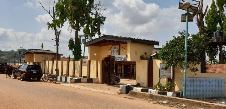 Ogunsuas palace