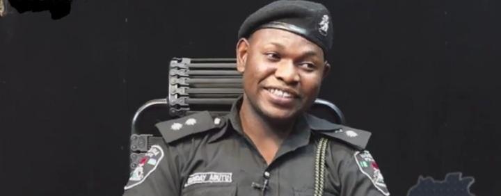 Sunday Abutu, Ekiti Police Spokesperson