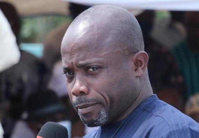 Anthony Luke, chairman, Essien Udim Local Government Area of Akwa Ibom State