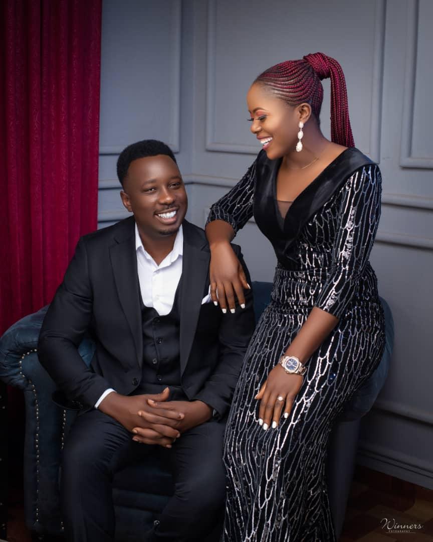 Mr and Mrs Adagba