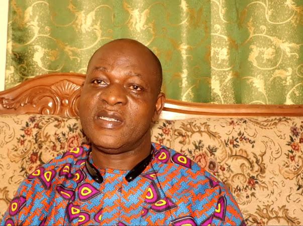 Chief John Okiyi Kalu, Commissioner for Information, Abia State