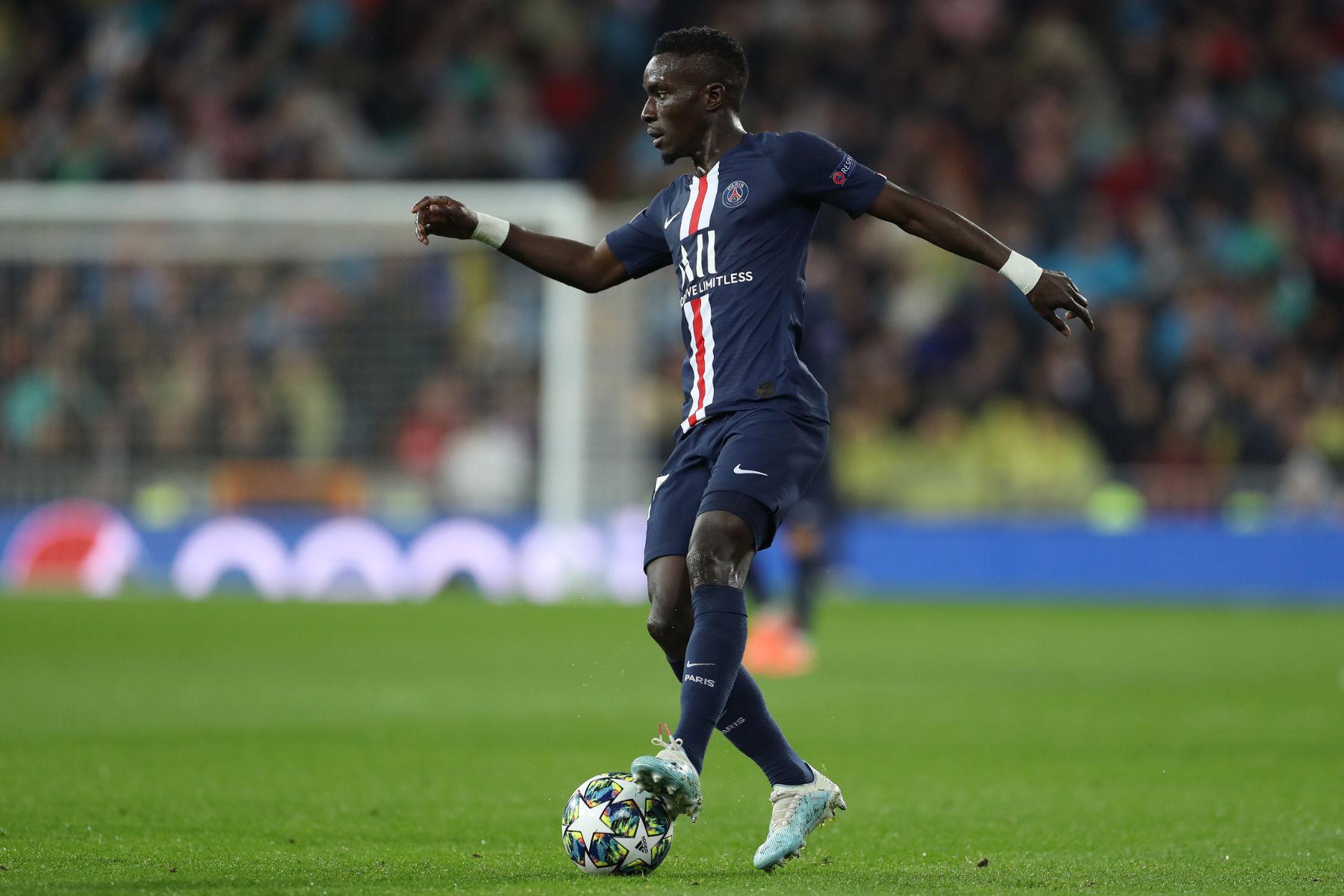 Idrissa Gueye [PHOTO CREDIT: PSG Talk]