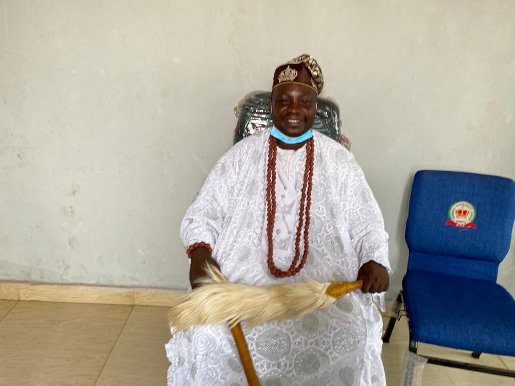 Onimeko of Imeko, Imeko Afon LGA, Oba Benjamin Alabi
