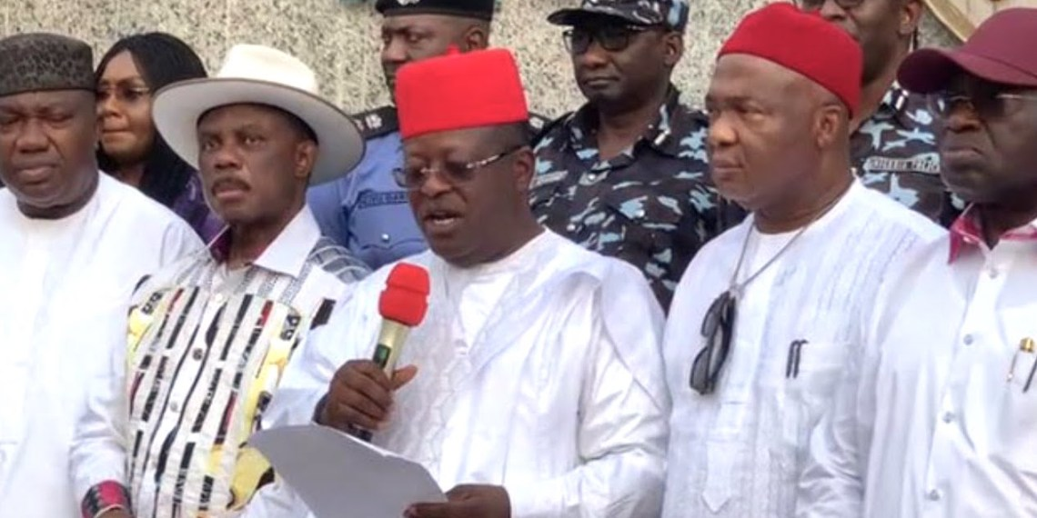 Stop extrajudicial killings in South-east, governors, others tell security  agencies
