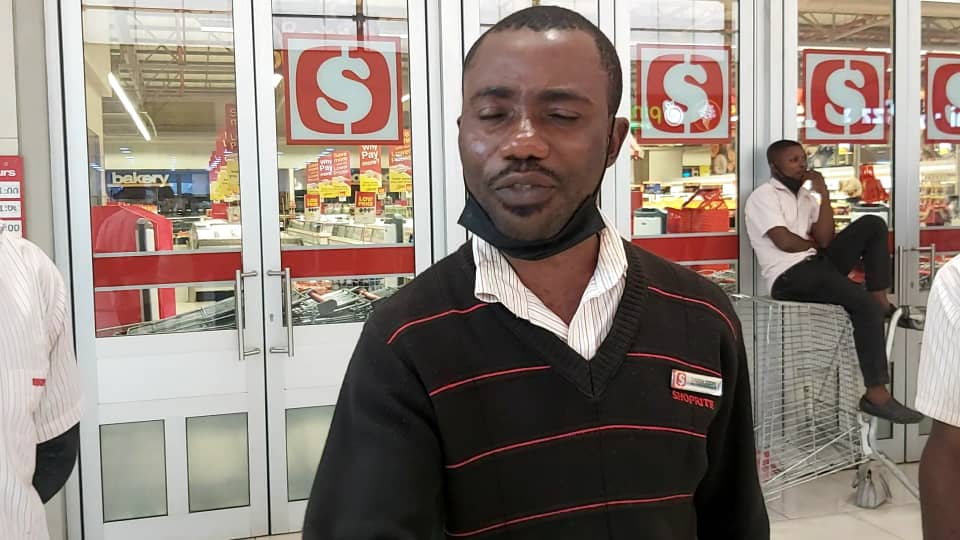 Cherish Ogenyi, the unit chairman and coordinator of the northern region of the National Union of Shop and Distributive Employees (NUSDE).