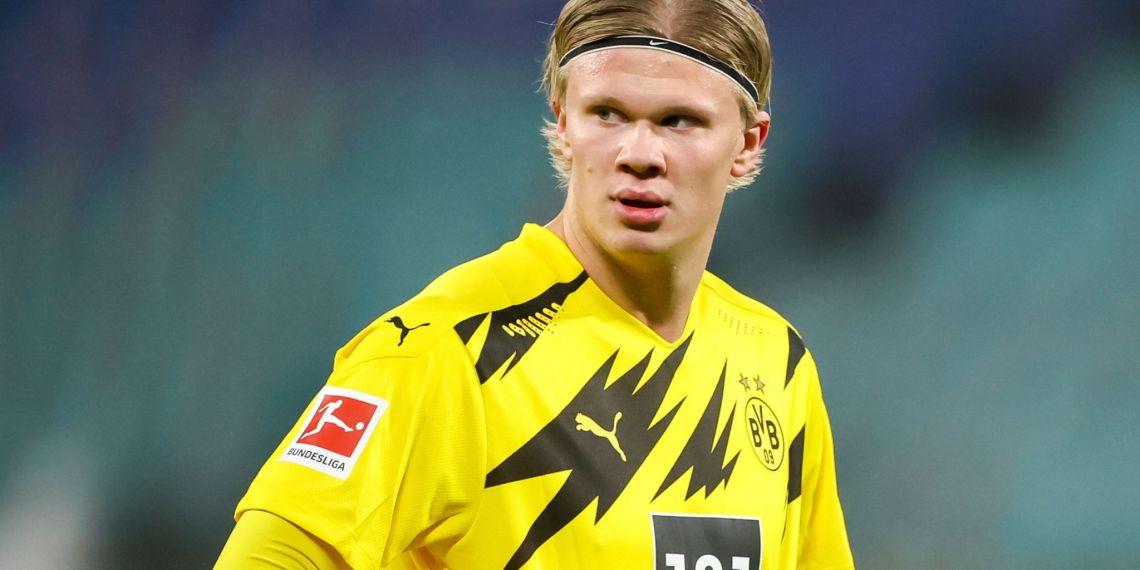 Manchester City vs Borussia Dortmund: Haaland in an ...