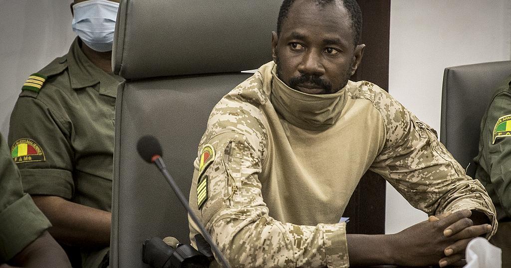 Mali coup leader