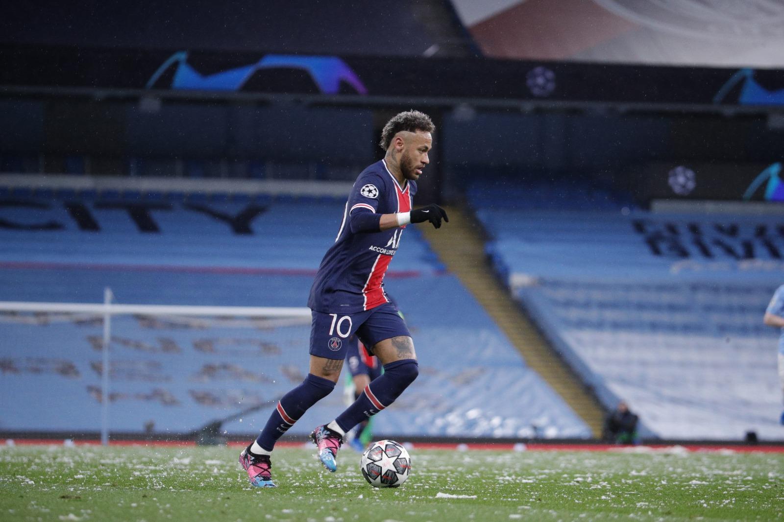 Neymar [PHOTO CREDIT: @PSG_English]