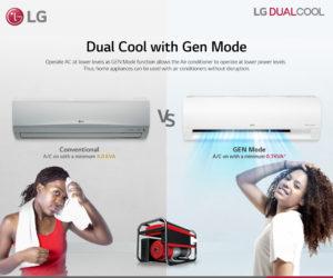 LG Dualcool