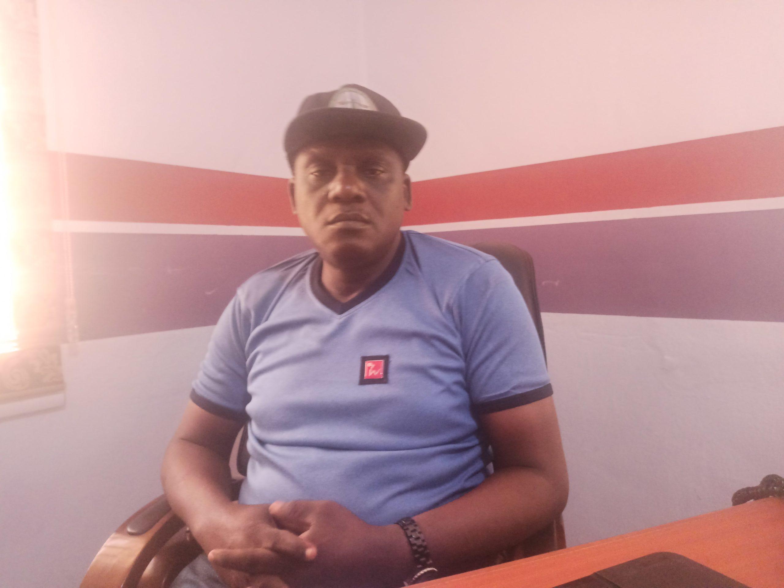 Mr Hezekiah Olujobi