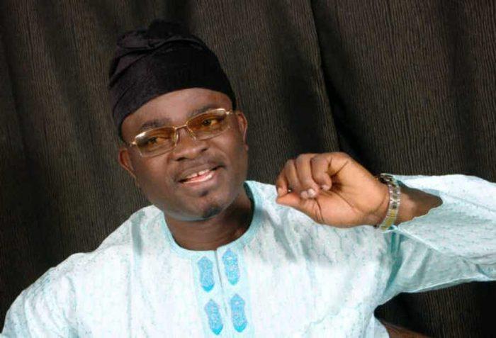 Yoruba actor, Rotimi Makinde, [Photo Credit: Naijaloaded]