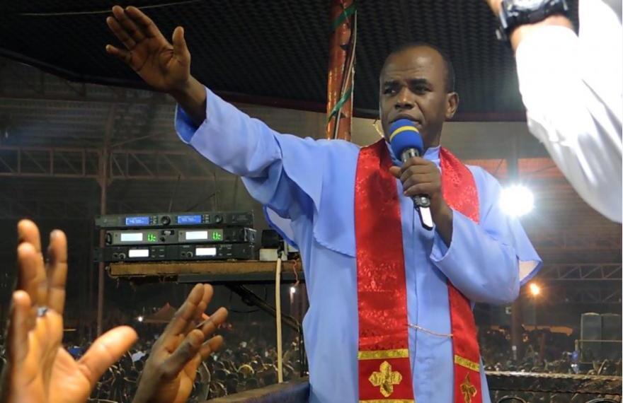Mbaka shuts down his Adoration Ministry   Premium Times Nigeria