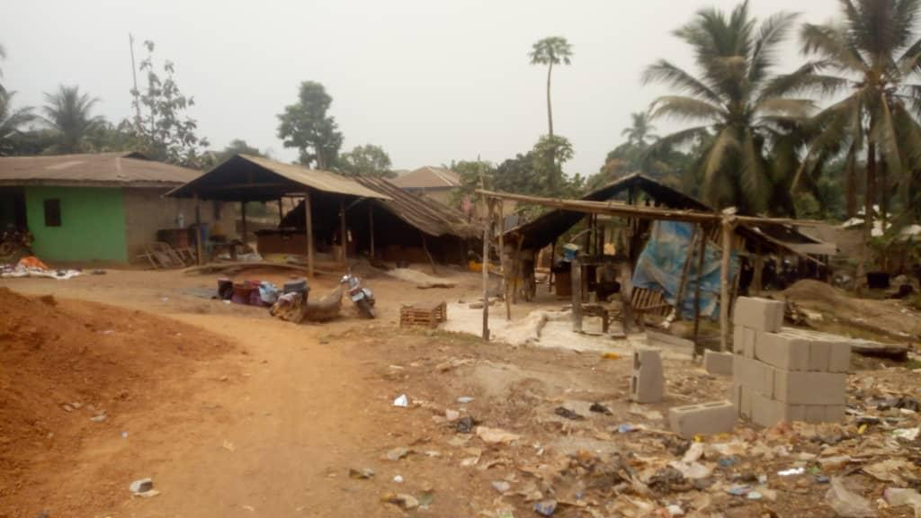 Aforo Village in Biase Local Government Area, Cross River State