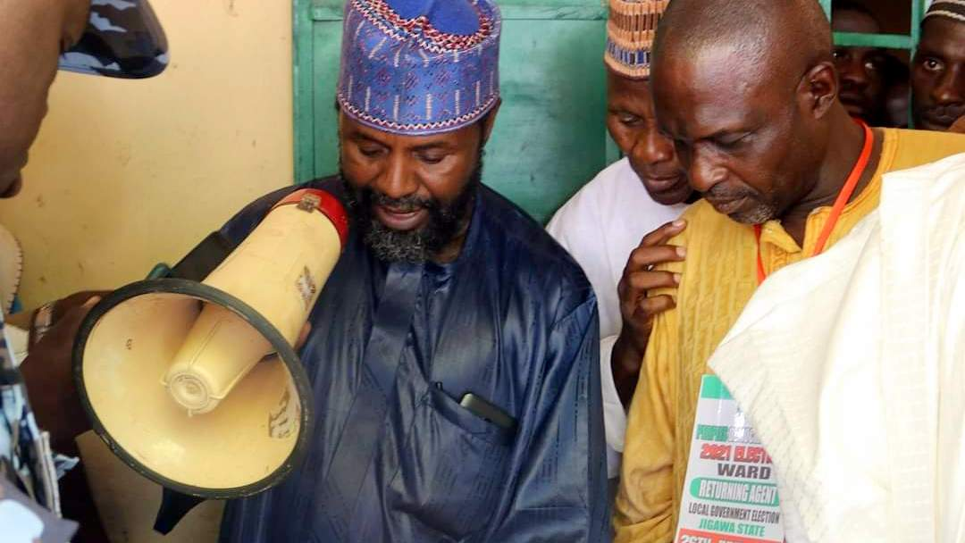 Election officials released from hostage after PDP candidate declared winner