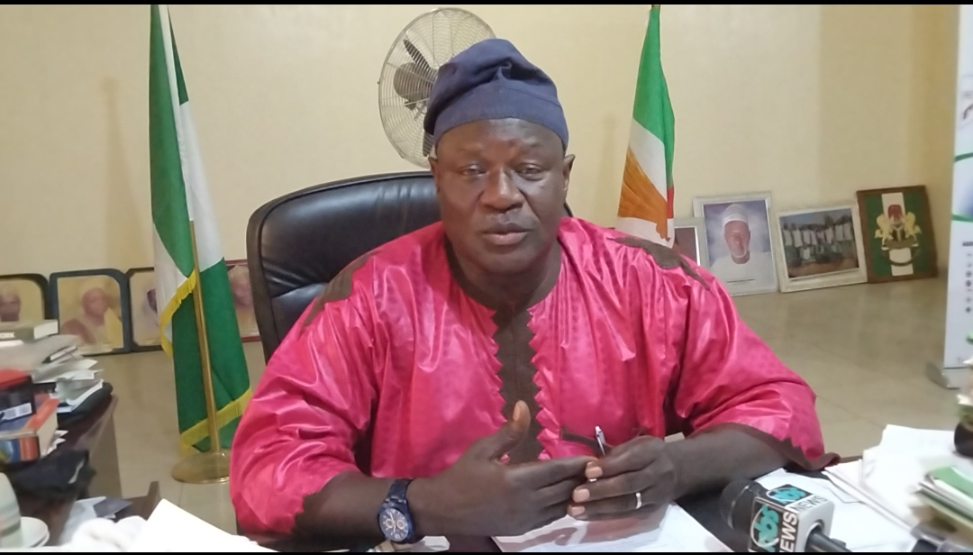 Nasarawa Commissioner of agriculture and water resources, Otaki Alanana