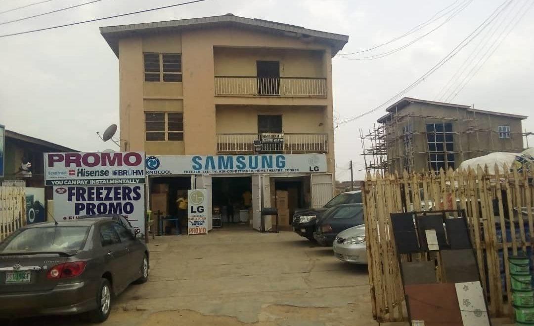 SOL Office Building, Ibadan