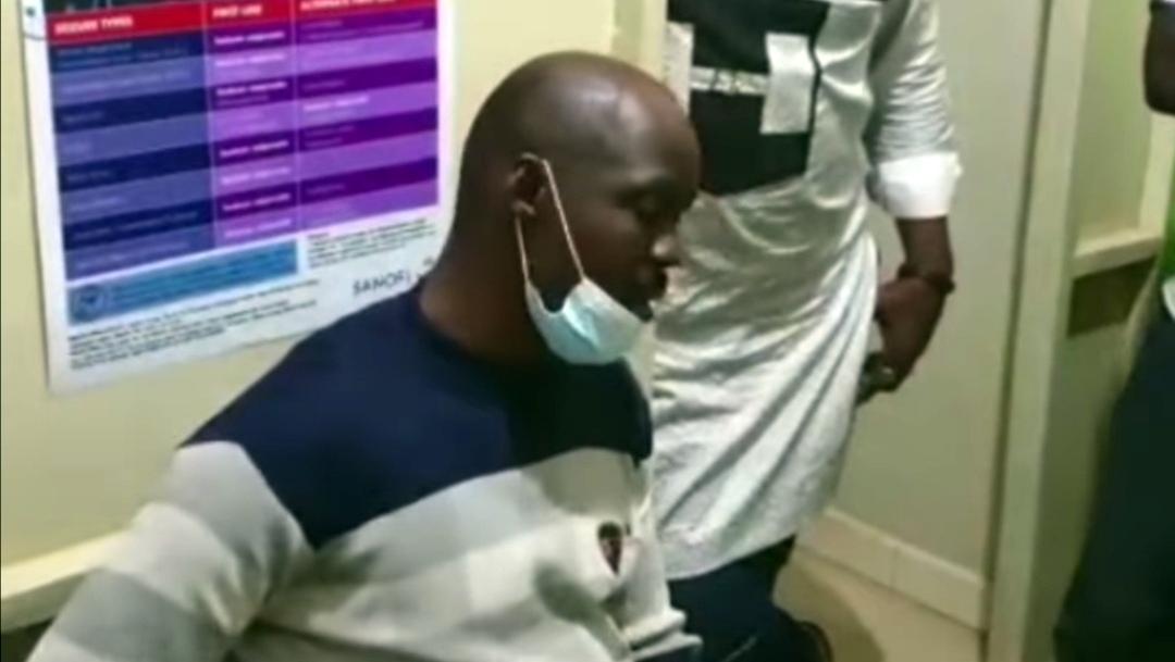 Baba Ijesha undergoes emergency medical evaluation