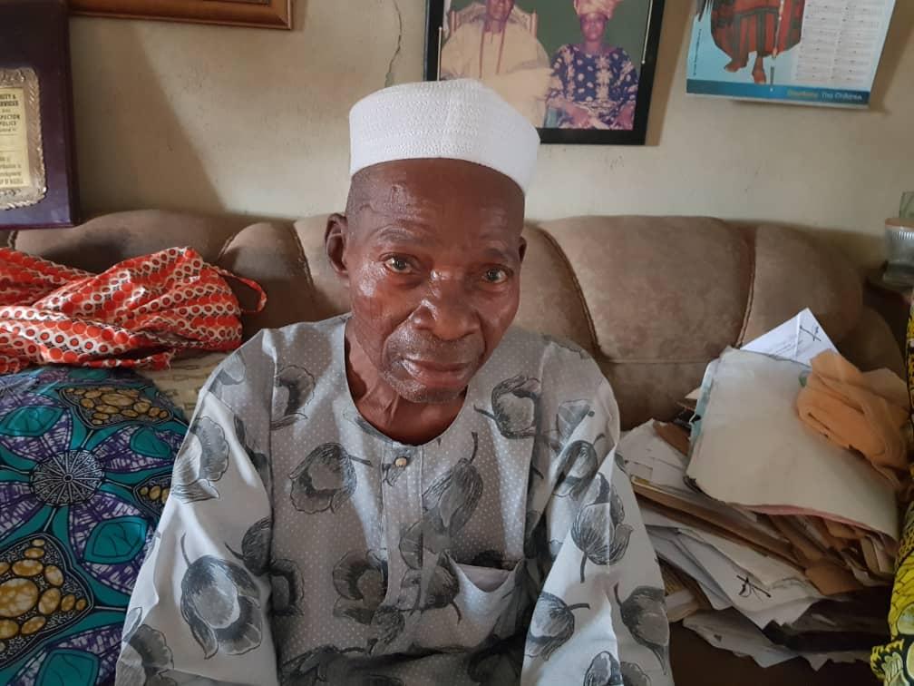 Oba Lasisi Adeoye, Asigangan of Igangan land