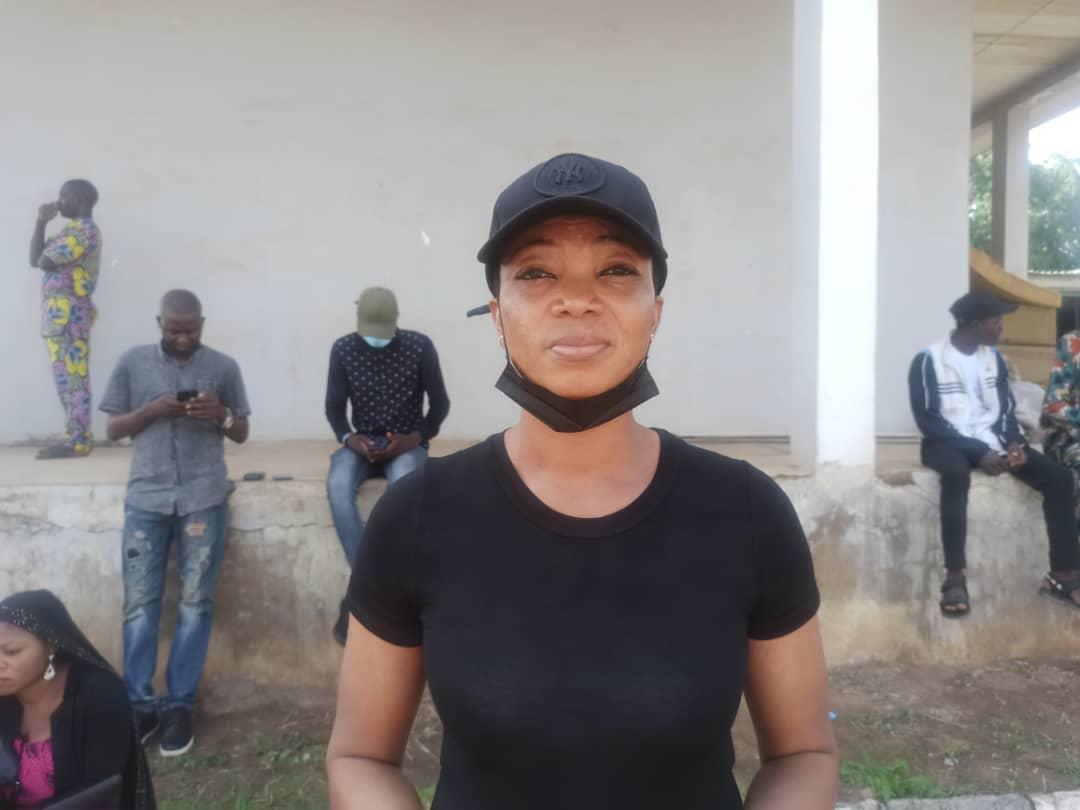 Kuteyi Omolara, aunt to the deceased.