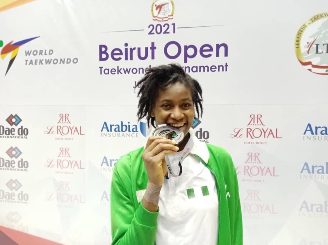 Elizabeth Ayanacho 2