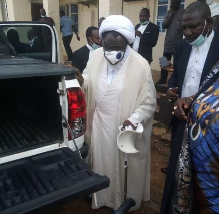leader of the Islamic Movement in Nigeria, Ibrahim El-Zakzaky