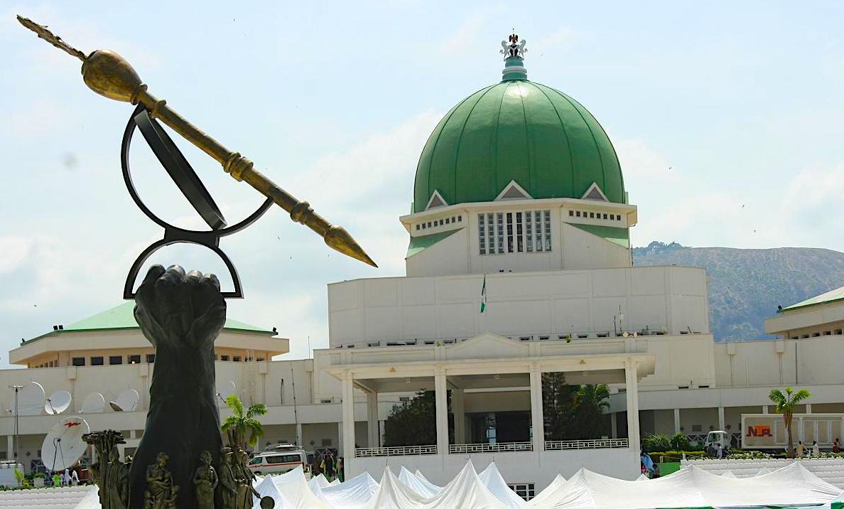 The Nigerian National Assembly, Abuja.