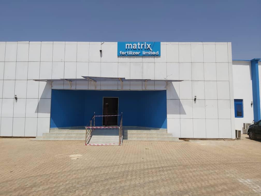 Office of Matrix fertiliser limited