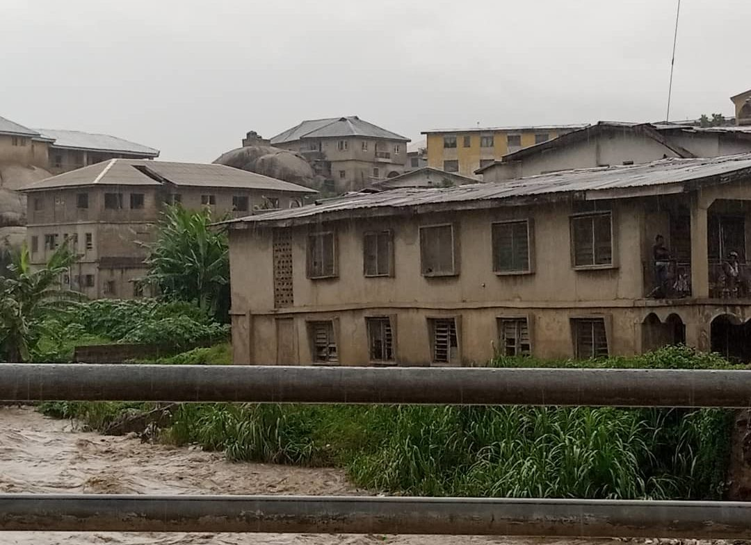 Another marked building at Amolaso
