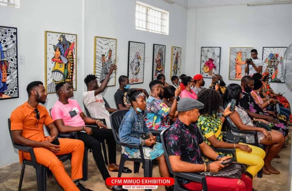 Exhibition of Igbo masquerades underway in Enugu