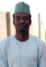Shamsudeen Shamo, left Batsari