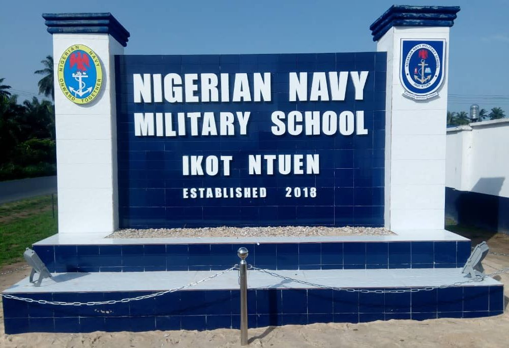 NNMS Ikot Ntuen, Ekparakwa Sign-post