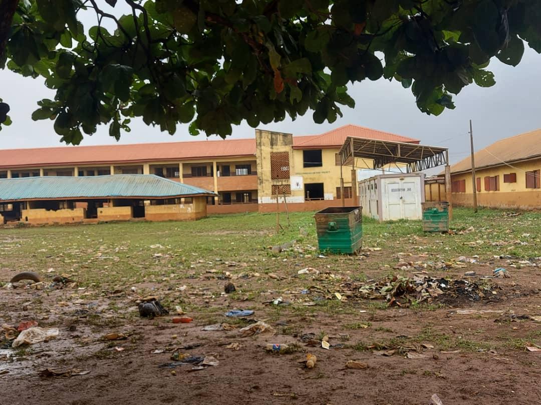 Odogunyan Junior Grammar School, Ikorodu