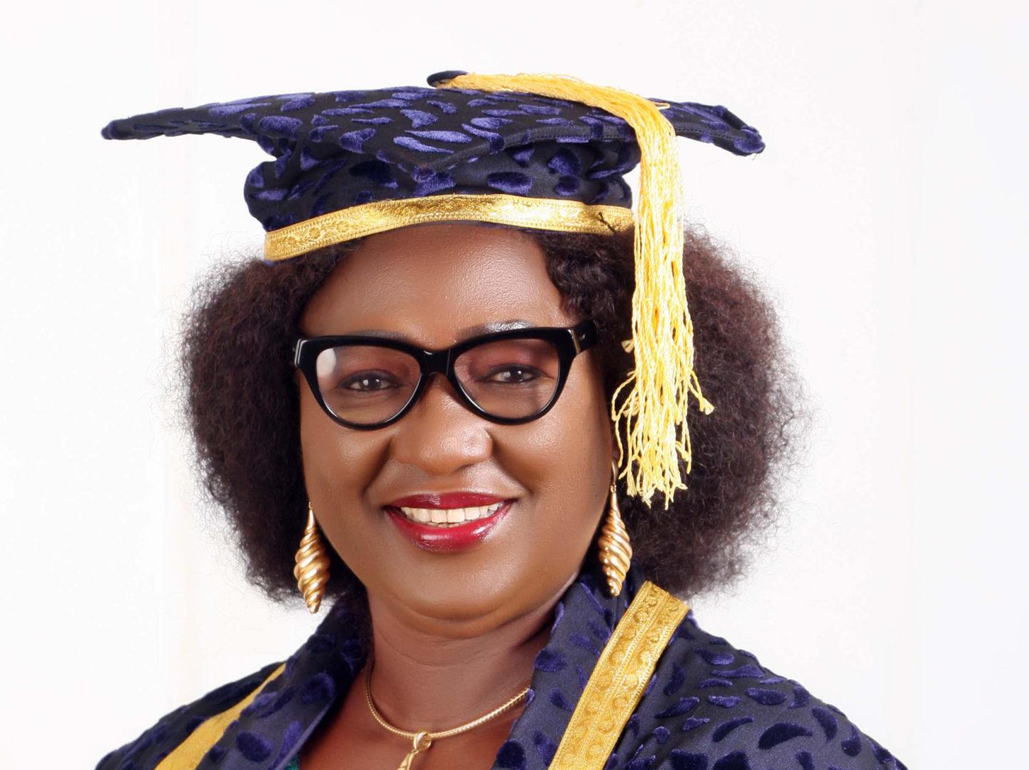 Prof Florence Obi, Vice-Chancellor, University of Calabar