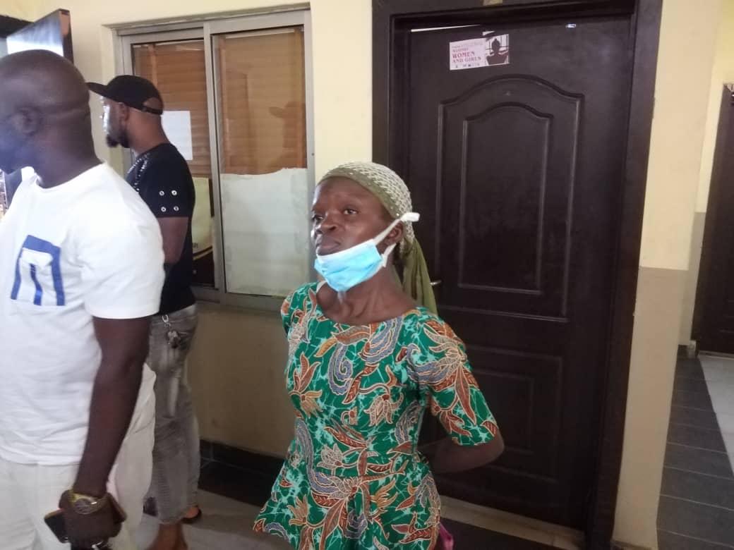 Ifeoluwa Oyeleke, mother of lady shot during protest
