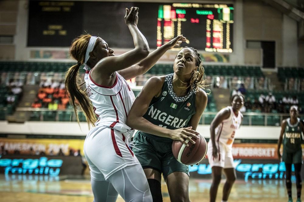 D'Tigress conquer Africa for third consecutive title. [Photo Credit: FIBA]