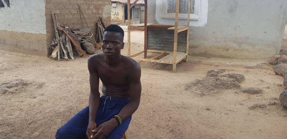 Awyetu Jimba was on his way to his farmland at a small rural village in Zoni forest, of Toto local government area of Nasarawa state.