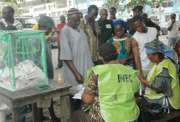 Image result for INEC to conduct six by-elections for Rivers, Taraba states