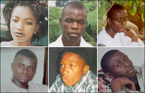 Image result for Abuja court sentences two police officers to death over Apo Six killings