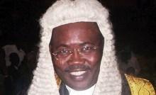 Former Attorney-General,  Bello Adoke