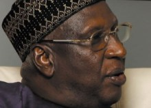 Ousted PDP Chairman Bamanga Tukur ...