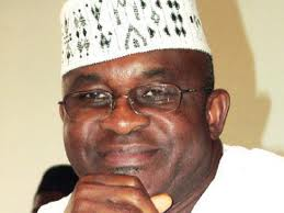 President of the Senate, David Mark