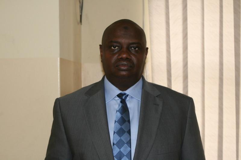 EFCC Chair, Ibrahim Lamorde