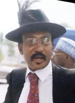 Col Abubakar Umar