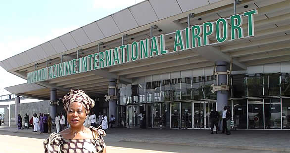 Image result for Nigerian Airports
