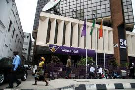WEMA Bank .... on fire